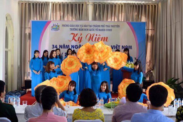 Tìm hiểu truyền thống ngày nhà giáo Việt Nam 20/11