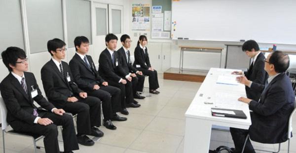 Chia sẻ kinh nghiệm phỏng vấn du học Nhật Bản