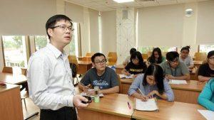 giáo viên cơ hữu là gì?