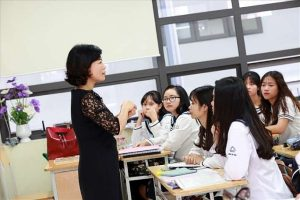 Phát triển đội ngũ giáo viên cơ hữu