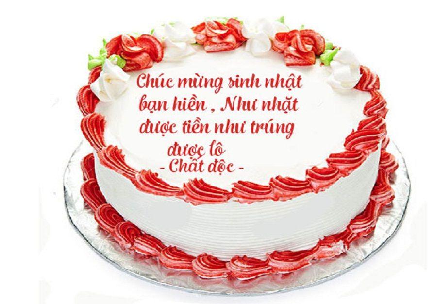 Tuyển tập thơ chúc mừng sinh nhật bạn thân ý nghĩa nhất